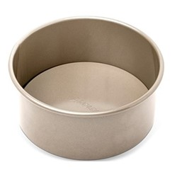 Advanced Cake tin, L22 x W22 x H10cm, umber