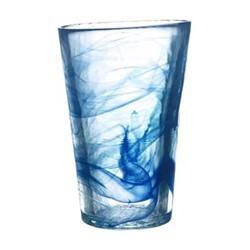 Mine Vase, H19cm, blue