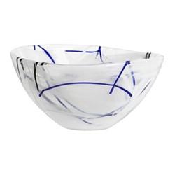 Contrast Bowl, D16cm, white