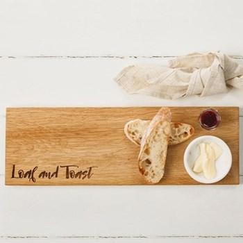 Serving platter - medium 45 x 15 x 1.8cm