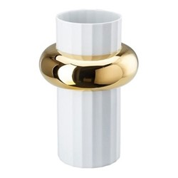 Ode Vase, 29cm, gold