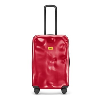 Icon Medium suitcase, H68 x W45 x D26cm, red