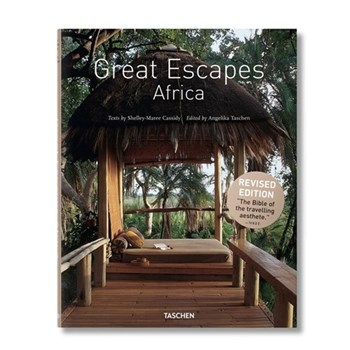 Shelley-Maree Cassidy Great escapes Africa. updated edition