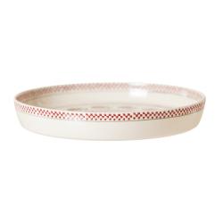 Apple Large quiche dish, D28 x H4cm