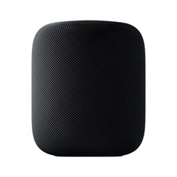 HomePod, space grey