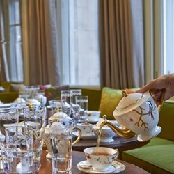 Teamaster's afternoon tea for two at Mandarin Oriental Hyde Park