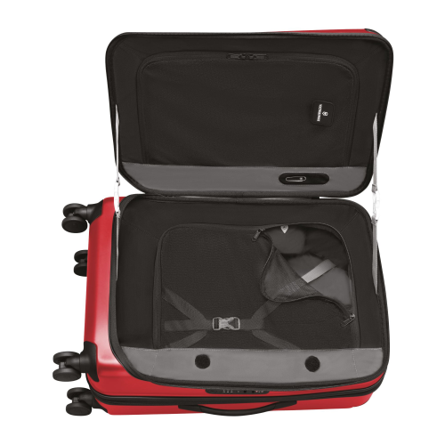 Spectra 2.0 Expandable Medium expandable trolley, H69 x W45 x D30cm, red