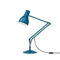 Type 75 - Margaret Howell Desk lamp, saxon blue