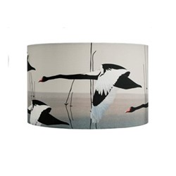 Meditation Lampshade, D40 x H25cm, multi