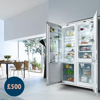 Home Appliance Gift Voucher