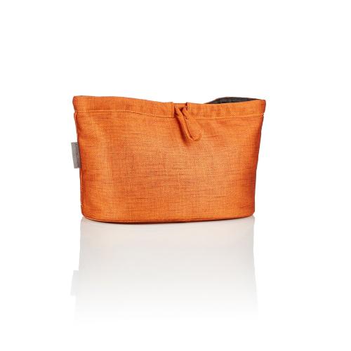 Essentials pouch, Bombay rust, H20 x W32 x L20cm, Orange
