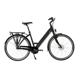 E650 Ladies E-bike, 36V - 250W - 7 Speed, black