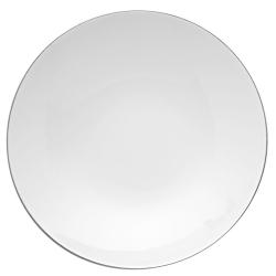 Tac 02 Platinum Dinner plate, 28cm