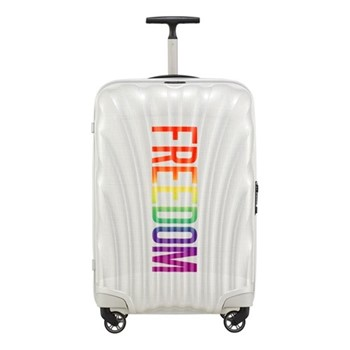 Cosmolite Spinner suitcase, 69 x 46 x 29cm, freedom