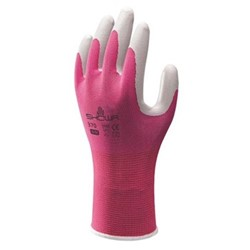 Gardening gloves, medium, pink