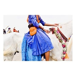 Nihang Warrior by Astrid Harrisson Fine art photographic print, 42 x 28cm