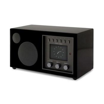 Solo Smart speaker, L24 x W18 x H13.2cm, piano black