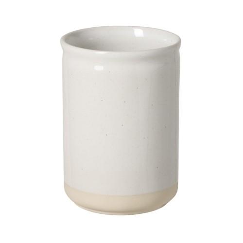 Fattoria Utensil holder, D13 x H18cm, White