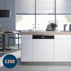 Dishwashers Home Appliance Gift Voucher