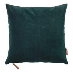Cushion, 50 x 50cm, deep forrest