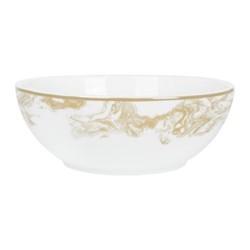 Gunnison Bowl, H6 x W15 x L15cm, gold