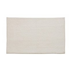 Bobble Bath mat, 50 x 80cm, cream