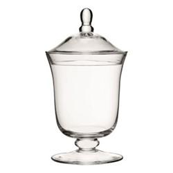 Serve Bonbon jar, 25.5cm, clear