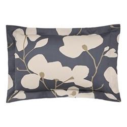 Kienze Oxford pillowcase, 74 x 48cm, ink