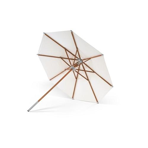 Atlantis Round parasol, Dia330 x H274cm, White