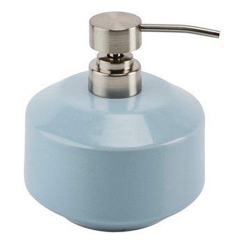 Vita Soap dispenser, 11 x 12.5cm, 369 aquatic