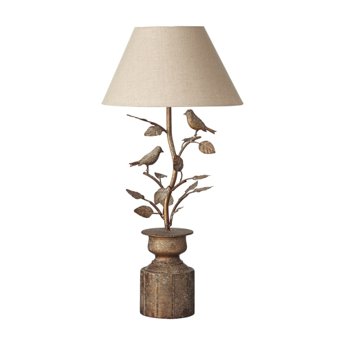 Lark Table lamp base only, W26 x D14 x H56cm
