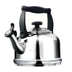 Traditional Kettle, 2.1 litre, stainless steel