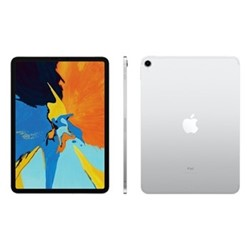 "iPad Pro Wi-Fi + Cellular 256GB, 11"", silver"