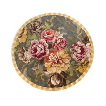 Bloomsbury Garden Garden rug, D182.88cm, multi