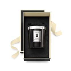 Oud & Bergamot Cologne intense home candle, 200g