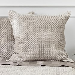 Dupas Square pillowcase, 65 x 65cm, wicker
