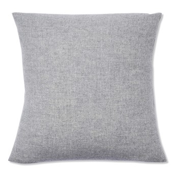 Suo Cushion cover, 45 x 45cm, soft grey