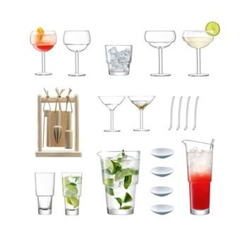 Cocktail connoisseur set