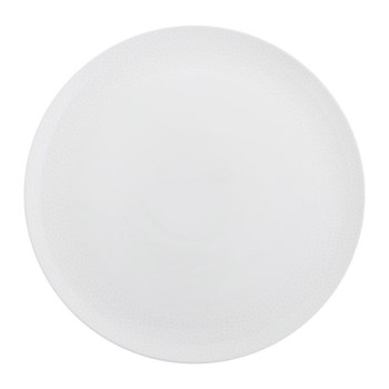 Port Cros Serving plate, 33cm, white