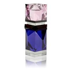Miami T-light holder, L8 x H19.8 x D8cm, rose/cobalt/black