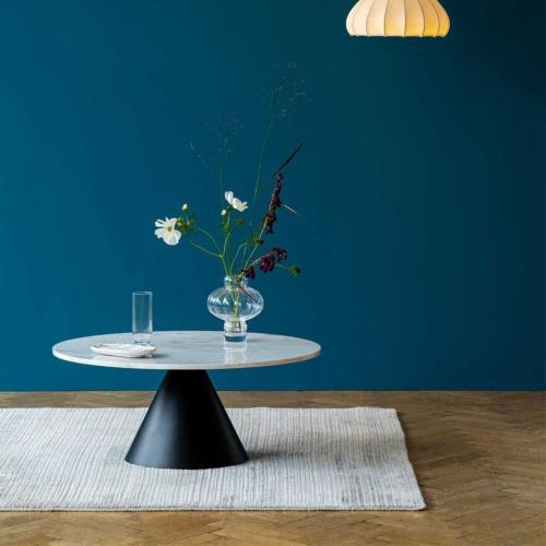 Cezanne Circular coffee table, H33 x  W80 x D80cm