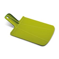 Chop2Pot plus Small folding chopping board, 22 x 26cm, Green