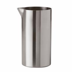 Cylinda-Line by Arne Jacobsen Creamer, H9.5cm - 15cl, satin stainless steel