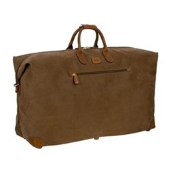 Life Holdall, W65 x H35 x D24cm, camel