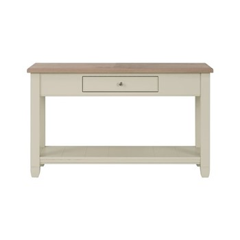 Console table W122 x D40 x H76cm