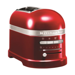 Artisan 2 slot toaster, candy apple