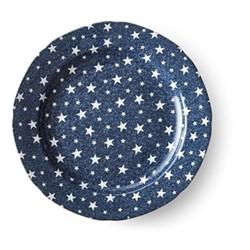 Burleigh - Midnight Sky Dinner plate, 26cm, indigo