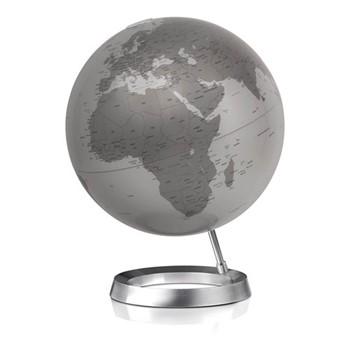 Vision Globe, L38 x W30cm, silver