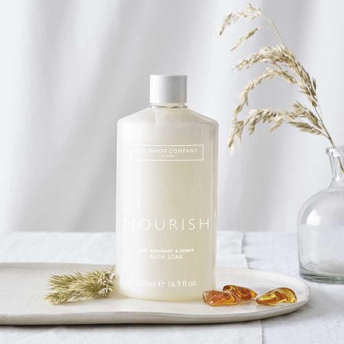 Nourish Nourish Bath Soak, 200ml