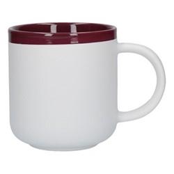 Barcelona Mug, 480ml, plum